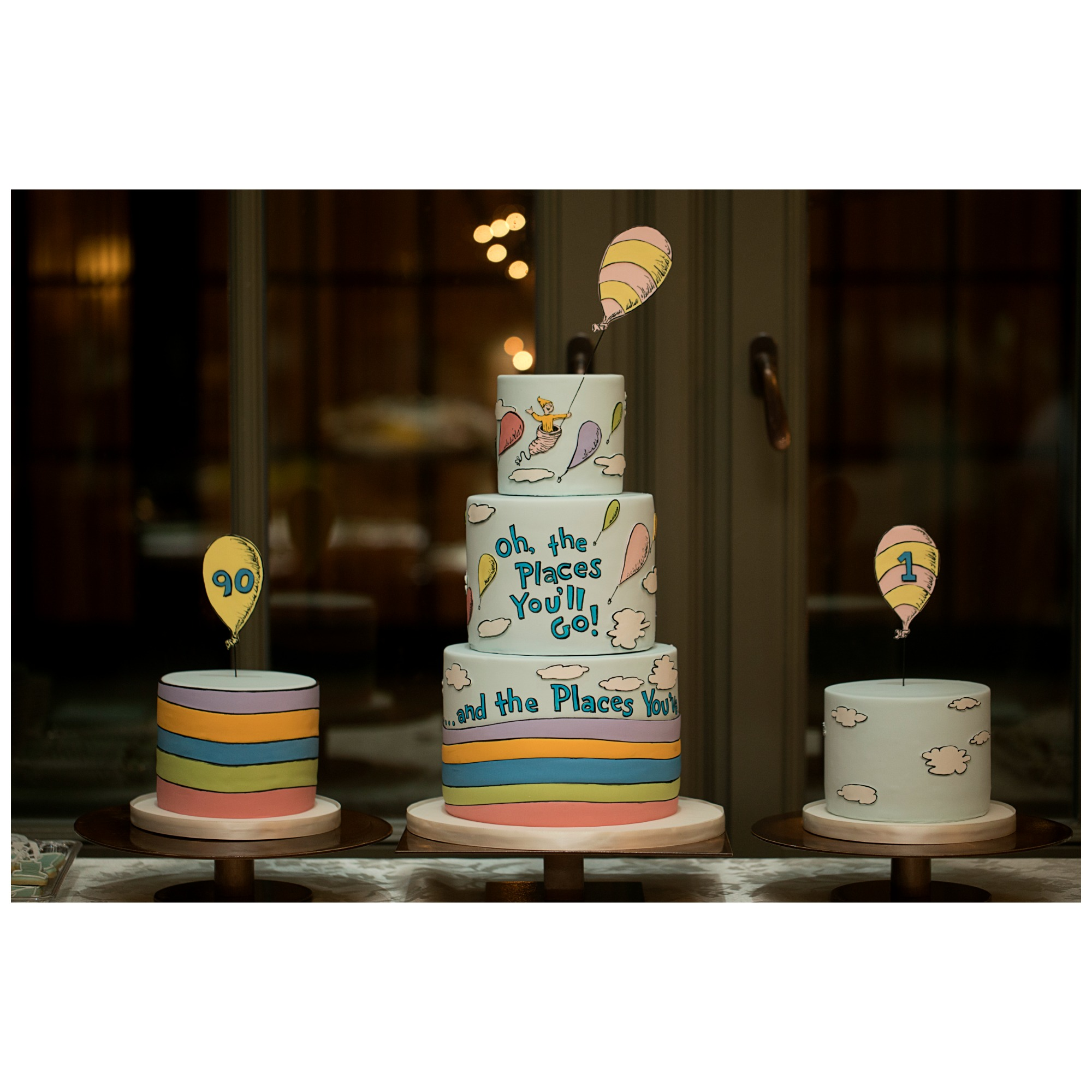 Oh The Places You 39 Ll Go First Birthday Archives The